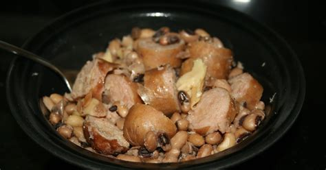 black eyed peas for new years a year of cooking new years black eyed peas