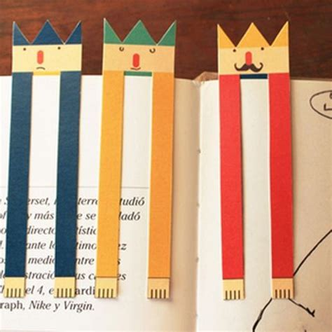 Paper Craft Home Decor by 25 Creative Diy Bookmarks Ideas