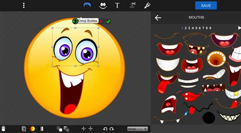 Emoji Design Maker | online emoji maker design your own emoji pizap