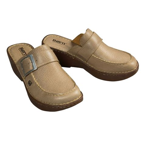 clogs for born cloister wedge clogs for 10377 save 49