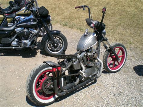 motorcycle from into the badlands sturgis 2006 run