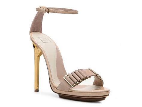 dsw platform sandals herve leger vance suede platform sandal dsw