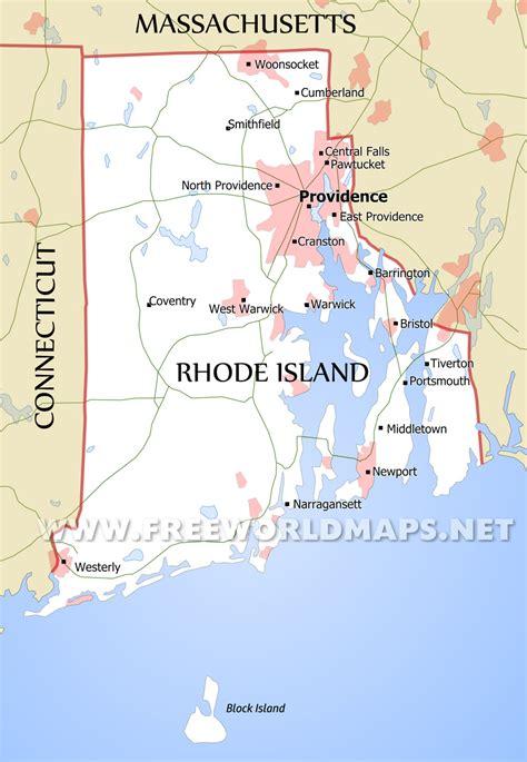 map of usa rhode island united states map rhode island afputra