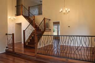 what do you think of our wrought iron railing artisan bent