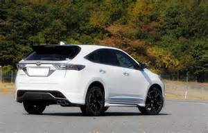 Toyota Harrier 2017 Toyota Harrier Hybrid Redesign Auto Price And Releases