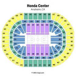 Honda Center Seat Map Los Angeles Lakers Vs Utah Jazz October 19 Tickets