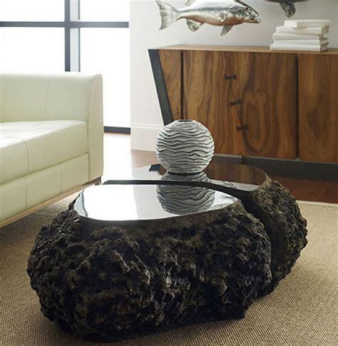 fabulous lava rock coffee table furniture
