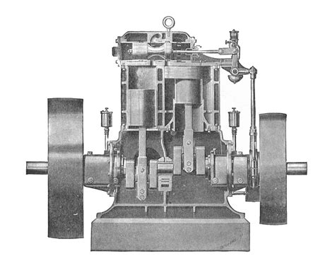 single acting steam engine diagram file westinghouse high speed single acting compound engine