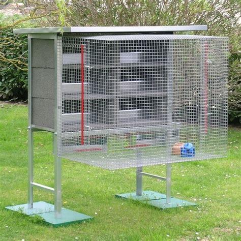 gabbia per piccioni vendita voliere gabbie per avicultura e accessori ferranti