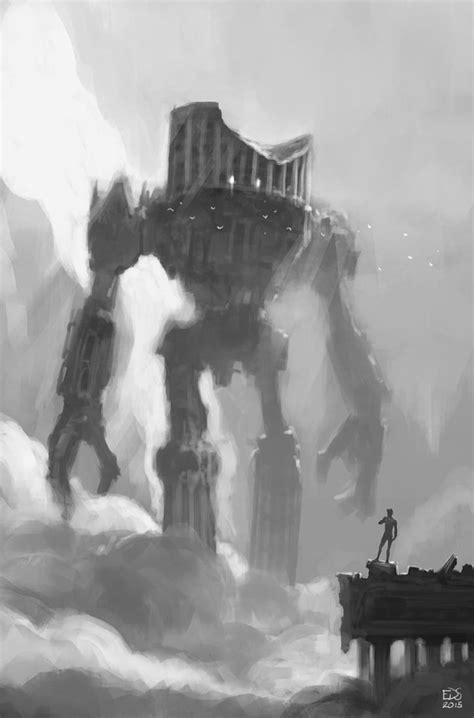 Shadow of the colossus renaissance by edsfox on DeviantArt