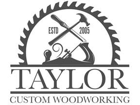 taylor woodworking logo lehigh valley web design company double vision media group