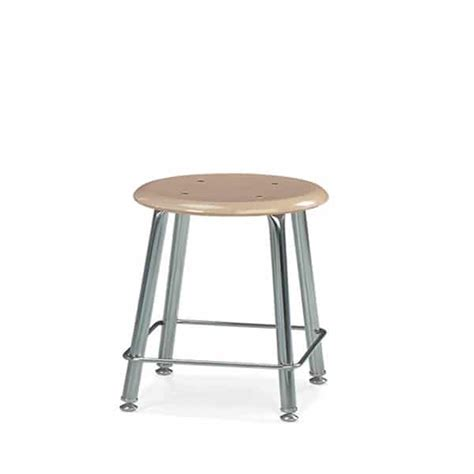 18 High Stool by 12118 Virco 18 Inch Plastic Classroom Stool The