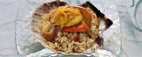 come cucinare capesante risotto con le capesante sale pepe