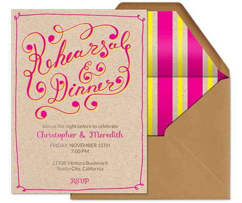Evite Wedding Invitations