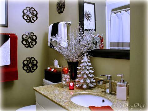 como decorar juegos de baño c 243 mo decorar el ba 241 o en navidad dale detalles