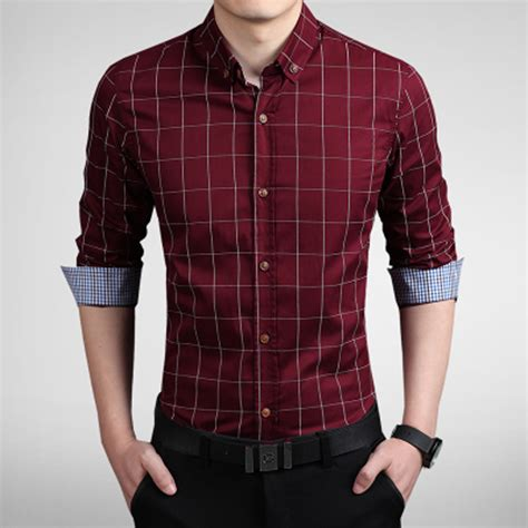 Rahat Home Design 2016 new 2016 men s shirts male casual brand slim fit designer