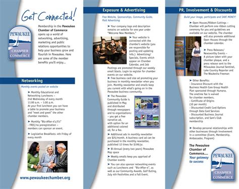 best photos of informational brochure exles