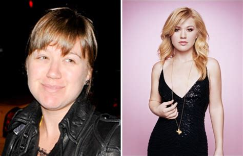 kelly clarkson without makeup taste of country 18 celebrities you won t recognise in these shocking