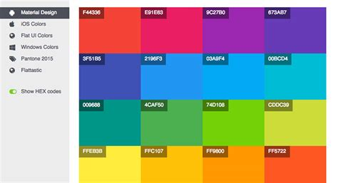 march color fresh resources for web developers march 2015 hongkiat