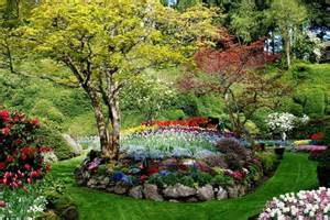 the most beautiful gardens in the world share good stuffs butchart garden the most beautiful