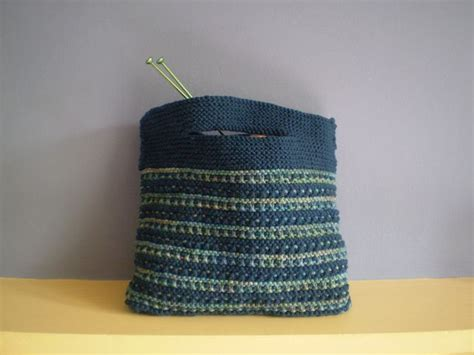 knitting baskets and bags 57 best knitted bags bowls baskets images on