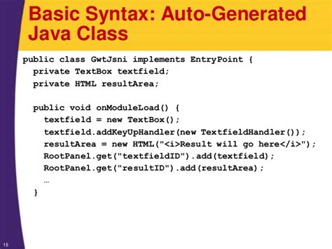bootstrap gwt tutorial if else syntax javascript phpsourcecode net