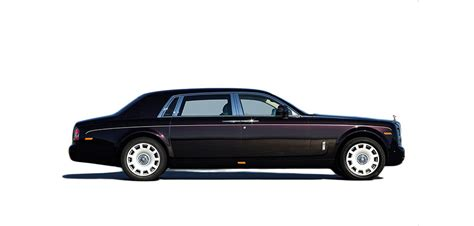 caledonia rolls royce phantom class limousine mieten
