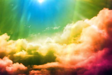 rainbow cloud download rainbow screensaver animated wallpaper torrent