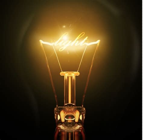 lighting design ideas home light bulb filament with