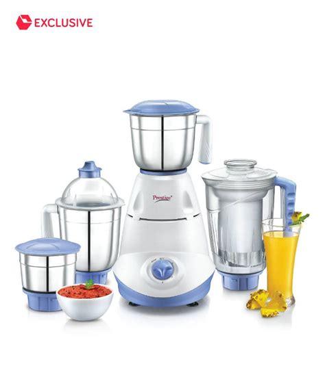 Mixer Grinder prestige iris 750 w 4 jar mixer grinder price in india
