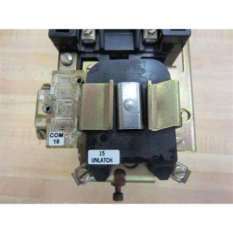 Square D Lighting Contactor by Square D 8903 Sm011 8903smo11 Lighting Contactor Series A