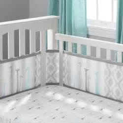 Baby Bedding Giraffe Breathablebaby 174 3pc Ultra Luxe Reversible Crib Bedding Set