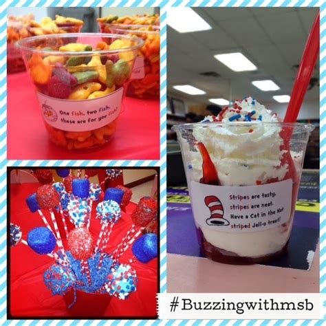 Buzzing With Ms B Marshmallow - read across america week celebrating dr seussiness with