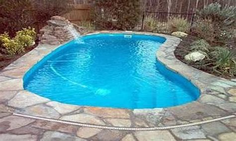 Small Backyard Pools Cost Pictures Of Inground Pools In Small Backyards 28 Images Inground Pools For Small Yards