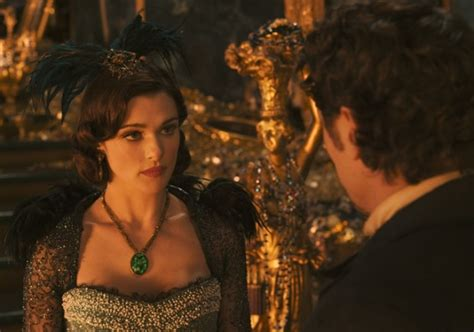 film fantasy hot rachel weisz talks oz the great and powerful 3d and