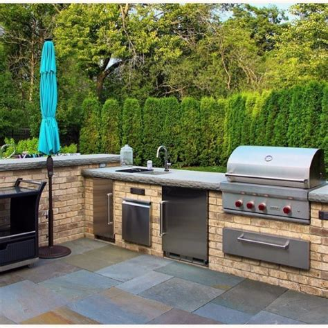outdoor bbq kitchen ideas top 60 best outdoor kitchen ideas chef inspired backyard
