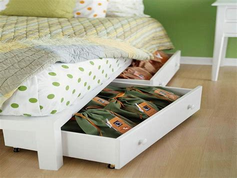 under bed shoe storage white wooden caster under bed shoe storage with best home storage design ideas and