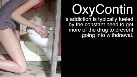 How Detox Oxycodone by Oxycontin Withdrawal And Oxycontin Detox