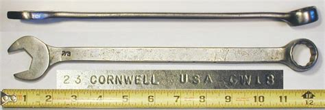Fatools Cw 3 4 Inch Combination Wrench Size 3 4 1 cornwell quality tools company