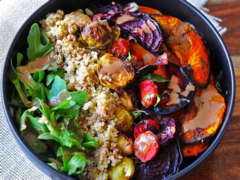 10 Great Bowl Foods by Our 9 Favourite Veggie Bowl Recipes From The Best Healthy