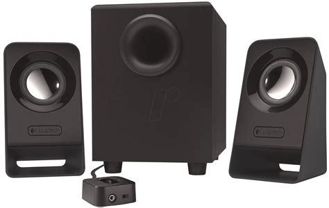 Speaker Logitech Z213 2 1 Speakers logitech z213 logitech 2 1 speaker system at reichelt