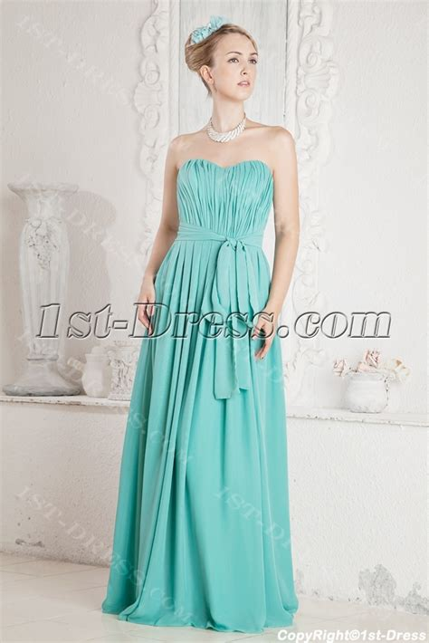 blue simple  size prom dress  slitst dresscom