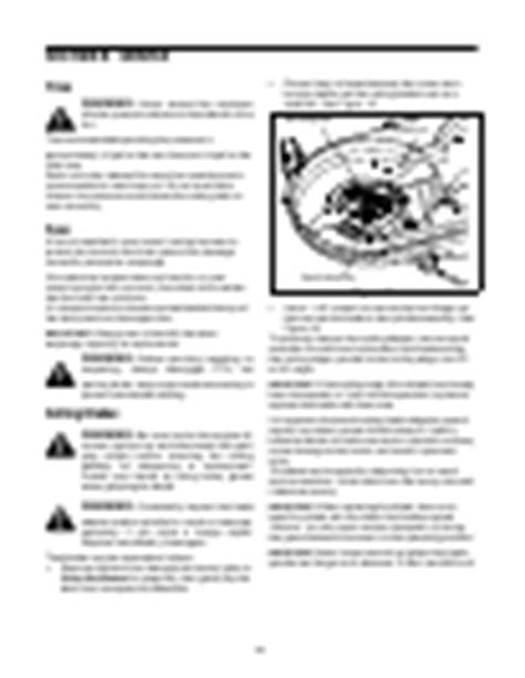 Page 25 Of Cub Cadet Lawn Mower Slt1550 Slt1554 User