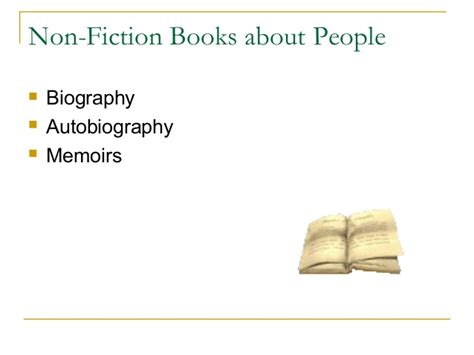 elements of biography and autobiography elements of biography