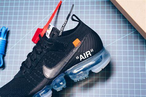 Nike X White Vapormax The Ten the 10 nike x white air vapormax flyknit sneaker politics