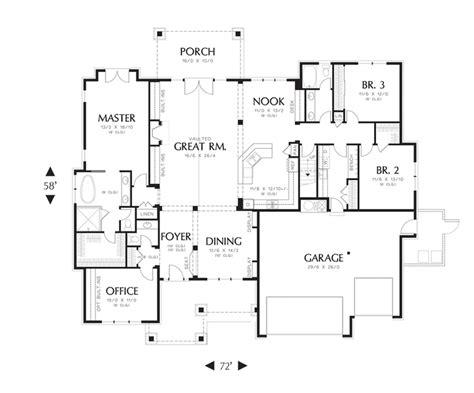 mascord plans mascord house plan 22157aa