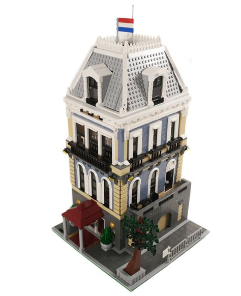 lego hotel tutorial purchase custom lego instructions amsterdam hotel