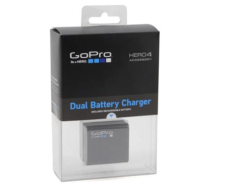 Dual Charger For Gopro Battery dual battery charger hero4 by gopro gop ahbbp 401 cars trucks hobbytown
