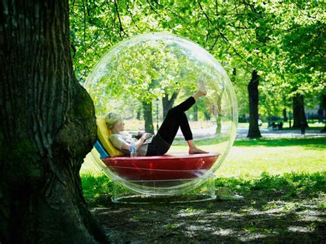 backyard bubble private bubble seating with customizable cushions cocoon