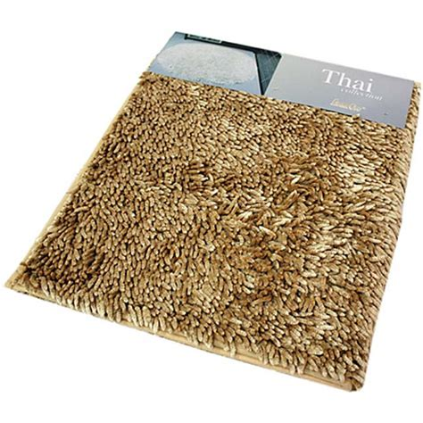 tappeti shaggy tappeto da bagno antiscivolo shaggy thai misura 50x80 cm 5